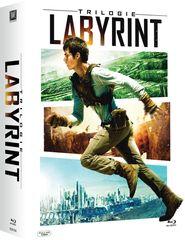 Labyrint: Trilogie (3BD) - Blu-ray