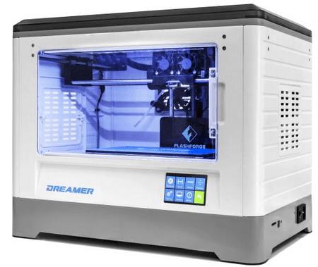 FlashForge 3D tiskalnik Dreamer