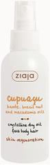 Ziaja Suchý krystalický olej ve spreji na obličej, tělo a vlasy Cupuacu (Crystalline Dry Oil Spray) 100 ml