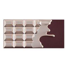Makeup Revolution Paleta cieni do powiek Chocolate Eliksir ( Elixir Palette) Chocolate ( Elixir Palette) 22 g