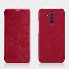 Nillkin preklopna torbica QIN za Huawei Mate 20 Lite rdeča