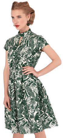 Closet London dámské šaty 36 zelená