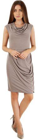 Closet London ženska haljina, 42, svijetlo smeđa