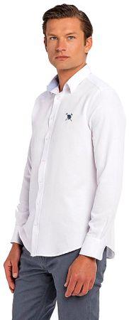AUDEN CAVILL pánská košile XL bílá