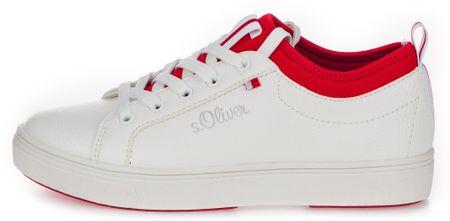 s.Oliver női sportcipő 36 piros | MALL.HU