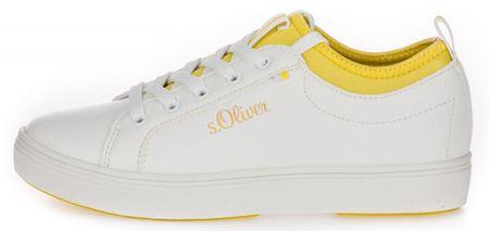 s.Oliver női sportcipő 39 fehér
