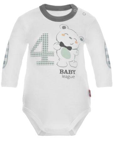 2be3 fiú body Baby league 62 fehér