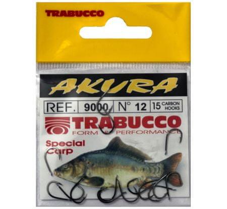 Trabucco Háčky Akura 9000 15 ks 14