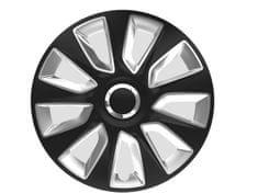 Versaco Puklice STRATOS RC black/silver 15