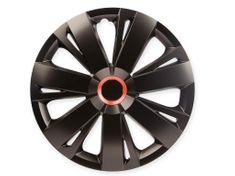 Versaco Poklice ENERGY 16 black/red ring