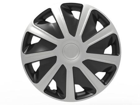 Versaco Poklice CRAFT 16 silver/black
