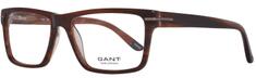 Gant pánské hnědé brýlové obroučky