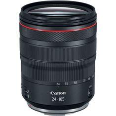 Canon objektiv RF 24-105mm F/f L IS USM