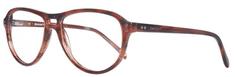 Gant dámské hnědé brýlové obroučky