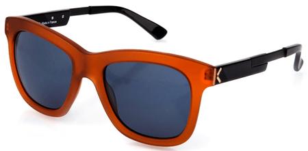 777e87c31 Kenzo dámske oranžové slnečné okuliare   MALL.SK