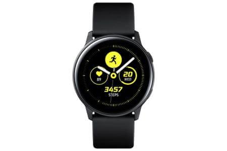 Samsung pametna ura Galaxy Watch Active, črna