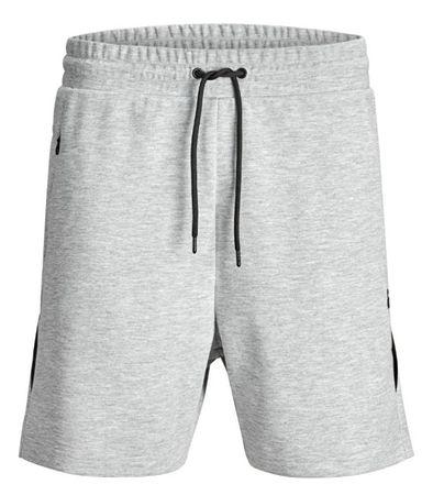Jack&Jones Męskie Clean Sweat bluzy LightGrey (rozmiar S)