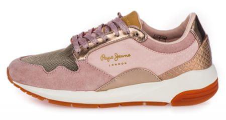 Pepe Jeans dámské tenisky Foster Maya 41 růžová