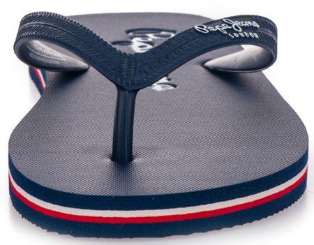 1a7c34d5240f Značka  Pepe Jeans Náš kód  1311297002. Pánske žabky Swimming 2.0 42  tmavomodrá. Pánske žabky Swimming 2.0 42 tmavomodrá