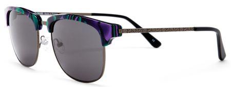 Kenzo damskie wielokolorowe okulary przeciwsłoneczne