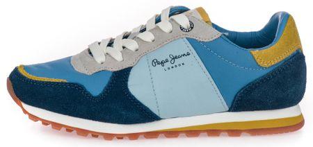 Pepe Jeans dámské tenisky Verona Pantone 37 modrá