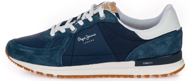 Férfi bakancsok és bokacipők Pepe Jeans London Anyag Nubuk