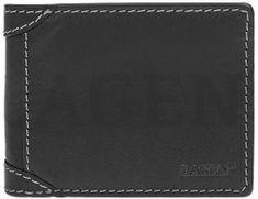 Lagen Moška denarnica 511462 Black