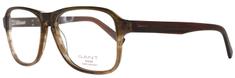 Gant pánské khaki brýlové obroučky