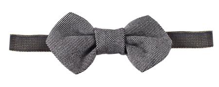 PINOKIO chlapecký motýlek Prince 0-6 šedá