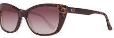 Guess dámske hnedé slnečné okuliare