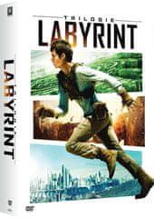 Labyrint: Trilogie (3DVD) - DVD