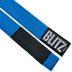 Blitz Pásek BLITZ BJJ 250 cm - modrý