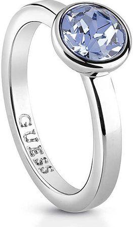 Guess Ženski kristalni obroč UBR83020 (Obseg 50 mm)