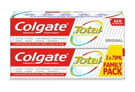 Colgate zubna pasta Total, 2 komada