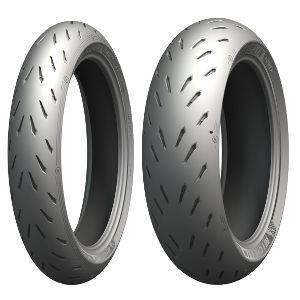 Michelin pnevmatika Power RS+ R TL 180/60 ZR 17 M/C 75W