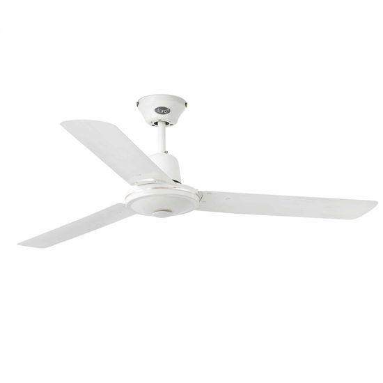 "FARO Barcelona ECO INDUS 33005 47,2"" bílá Reverzní stropní ventilátor"