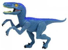 ADC Blackfire Mighty Megasaur Velociraptor se světly a zvuky 20 cm
