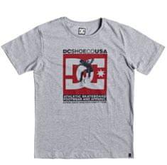 DC koszulka chłopięca Visual tre ss