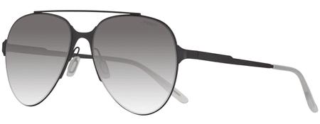 CARRERA okulary przeciwsłoneczne męskie, czarne