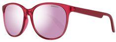 CARRERA dámské červené sluneční brýle