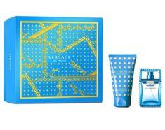 Versace Eau Fraiche Man - EDT 30 ml + gel za tuširanje 50 ml
