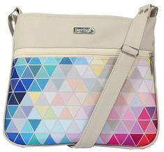 Dara bags Crossbody kabelka Daisy Zipper No.1