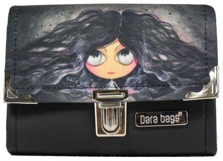 Dara bags Wallet Purse Middle no.1037 Dušana Rapošová/Čarodějka