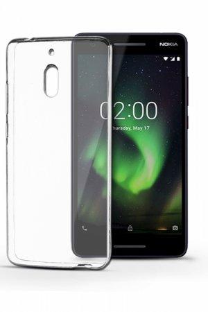 Nokia original ovitek CC-120 SLIM za Nokia 2.1 2018 prozoren