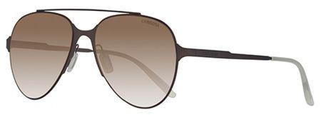 Carrera unisex hnědé sluneční brýle