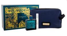 Versace Eros - EDT 100 ml + EDT 10 ml + kozmetička torbica
