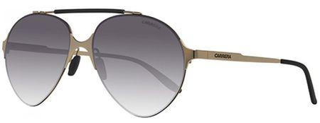 Carrera pánské zlaté sluneční brýle