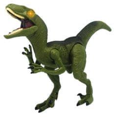 ADC Blackfire Mighty Megasaur Požírající Velociraptor