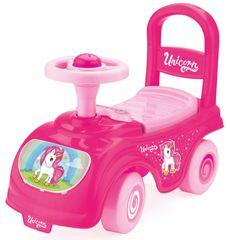DOLU Első lábbal hajtható járművem, egyszarvú