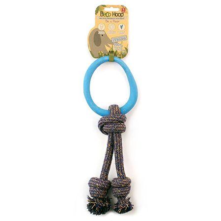 Beco Hoop on és Rope Small kék